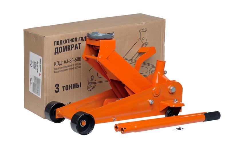 Профессиональный домкрат для СТО 3 тонны AJ-3F-500