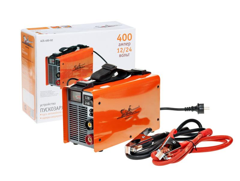 Пускозарядное устройство 400 А. AJS-400-02