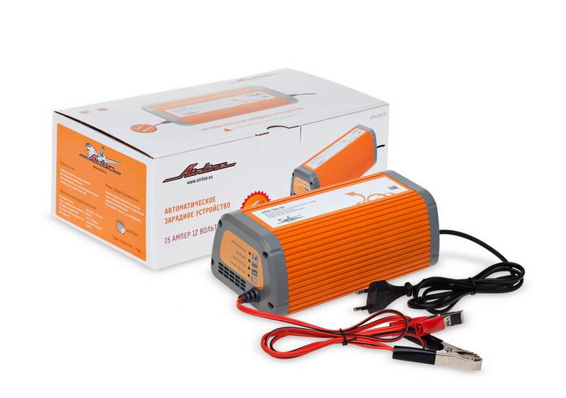 Зарядное устройство 12В, 15А ACH-15A-03