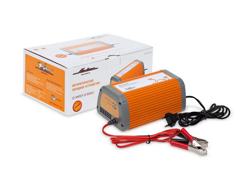 Зарядное устройство 12В, 12А ACH-12A-02