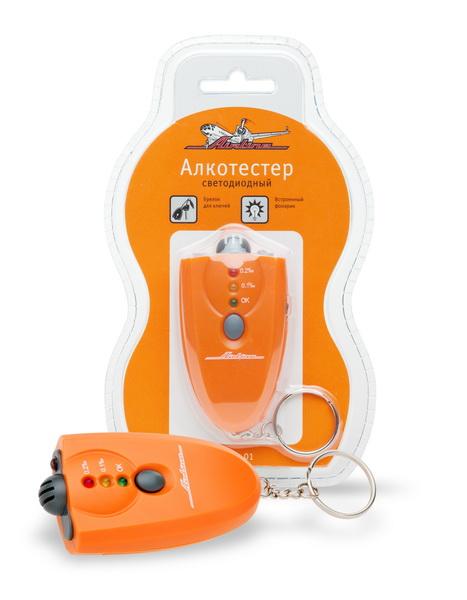 Алкотестер светодиодный ALK-L-01
