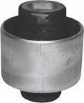 арт. 1140206000 - Резиновое крепление для поперечных рычагах, стойка, стойка