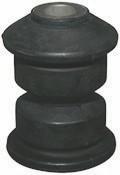 арт. 1340204200 - Резиновое крепление для поперечных рычагах, стойка, стойка