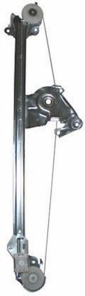 арт. 1388100570 - Электрический стеклоподъемник задний без двигателя, левый